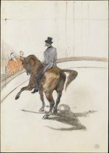 2-At-the-Circus-The-Spanish-Walk-Henri-de-Toulouse-Lautrec